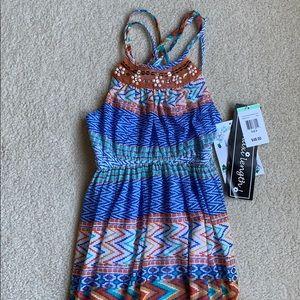 Little Girls Maxi Dress